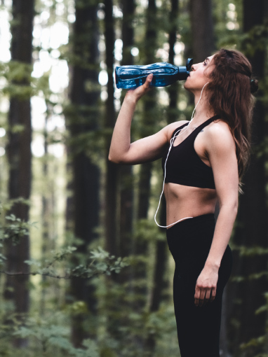 Water intake during intermittent fasting